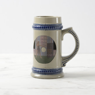 dvd label, CD LAble Beer Stein