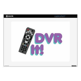 DVR It Laptop Skins