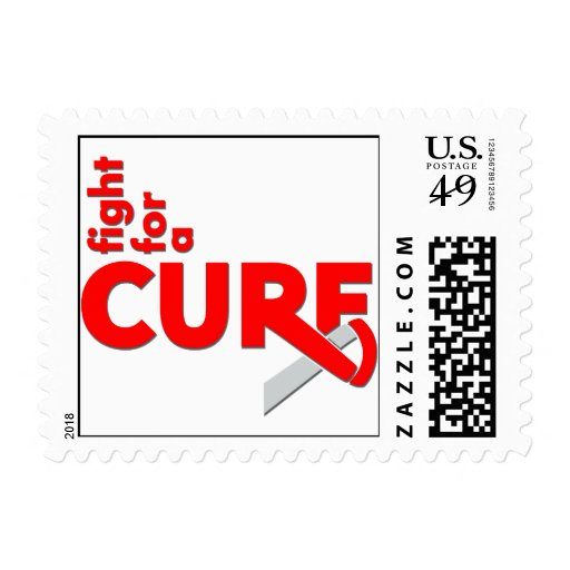 DVT Fight For A Cure Postage
