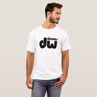 DW Drums T-Shirt. T-Shirt