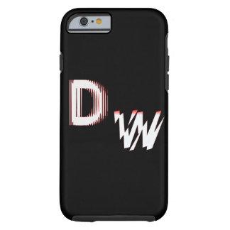 DW LOGO iPhone 6/6s, Tough Phone Case