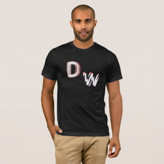 DW Logo: Men's Basic American Apparel T-Shirt