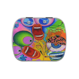 Dwainizms OH NO! Vivid Jelly Belly™ Candy Tin