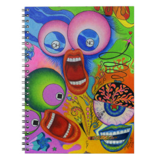 """Dwainizms Vivid """"OH NO!"""" 80-page Notebook"""