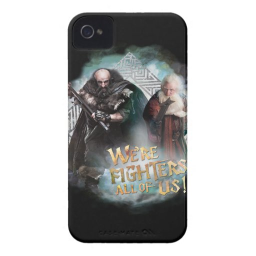 Dwalin and Balin iPhone 4 Case-Mate Cases