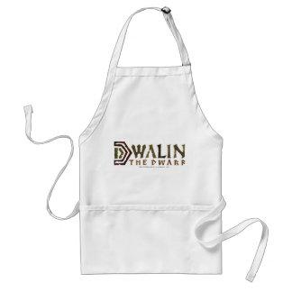 Dwalin Name Adult Apron