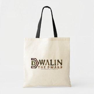 Dwalin Name Budget Tote Bag