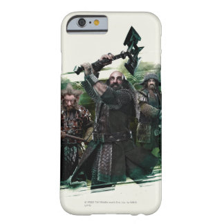 Dwalin, Nori, & Bofur Graphic Barely There iPhone 6 Case