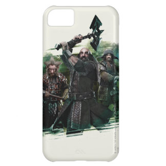 Dwalin, Nori, & Bofur Graphic Cover For iPhone 5C