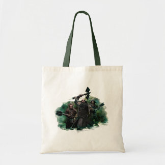 Dwalin, Nori, & Bofur Graphic Tote Bag