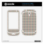 Dwan Abstract  square and triangle pattern Skins For The LG Quantum