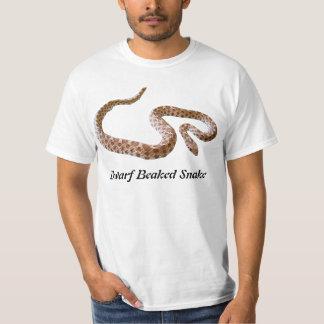 Dwarf Beaked Snake Value T-Shirt