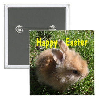 Dwarf Bunny Easter Pin
