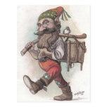 Dwarf Carrying Tool Box Postcard
