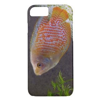 Dwarf Gourami Fish iPhone 8/7 Case