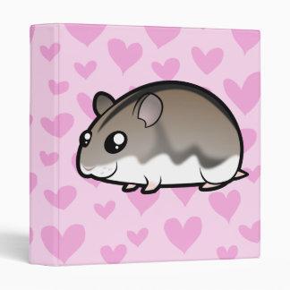 Dwarf Hamster Love Binder