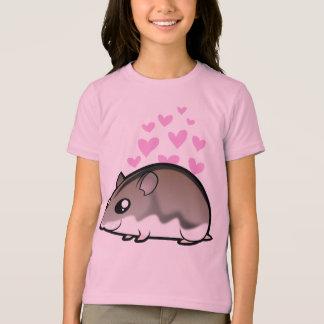 Dwarf Hamster Love T-Shirt