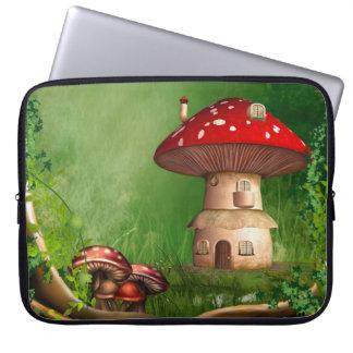 Dwarf Land Laptop Sleeve