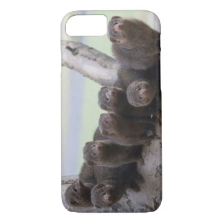 Dwarf Mongoose Pack iPhone 8/7 Case