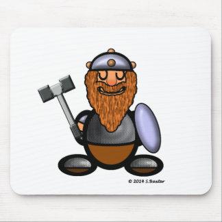 Dwarf (plain) mouse pad