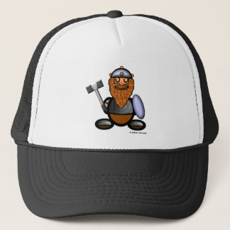 Dwarf (plain) trucker hat