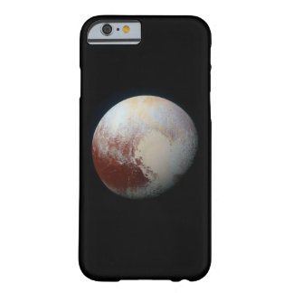 Dwarf Planet Pluto Barely There iPhone 6 Case