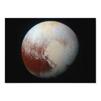 Dwarf Planet Pluto Card