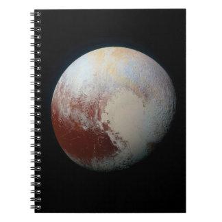 Dwarf Planet Pluto Notebook