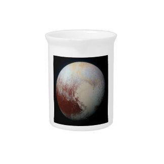Dwarf Planet Pluto Pitcher