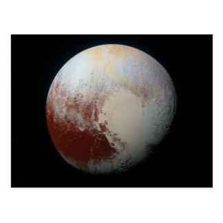 Dwarf Planet Pluto Postcard
