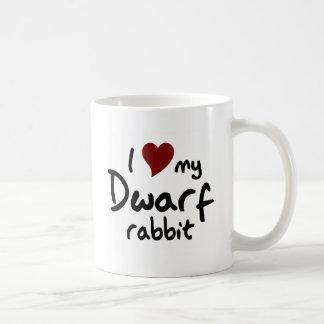 Dwarf rabbit mug