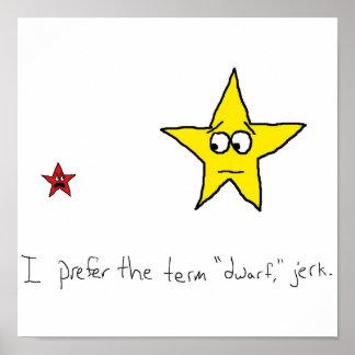 Dwarf Star Poster