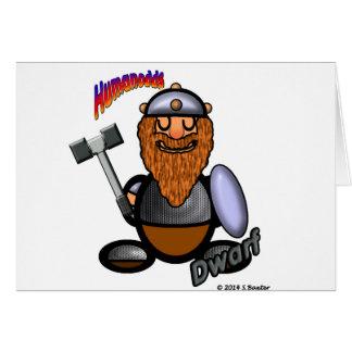 Dwarf (with logos) card