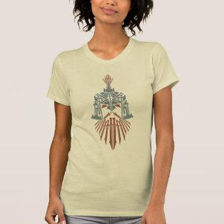 Dwarven Weapons Helmet Icon Shirt