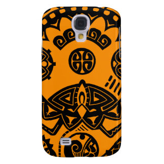 "Dwayne Johnson ""The Rock"" polynesian tribal tattoo Galaxy S4 Cover"