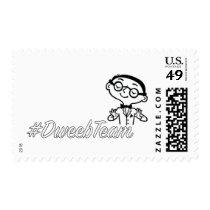 Dweeb Team Postage Stamps