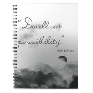 Dwell In Possibility Notebook
