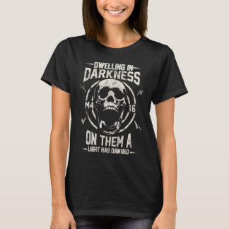 Dwelling In Darkness Band Tee