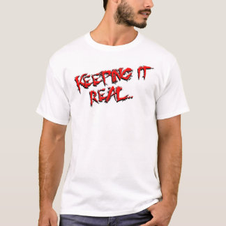 "DWF Tom Arena ""Keeping it Real"" Shirt (Style 2)"