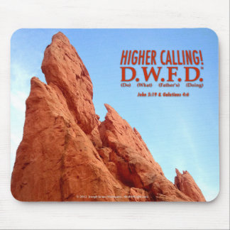 DWFD - Do What Father s Doing Mousepad