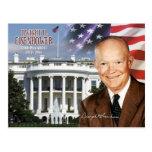 Dwight D. Eisenhower - 34to presidente de los E.E. Postales