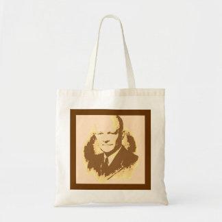 Dwight D Eisenhower Tote Bag