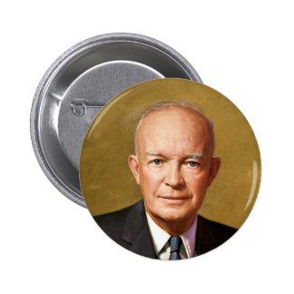 Dwight D Eisenhower Button