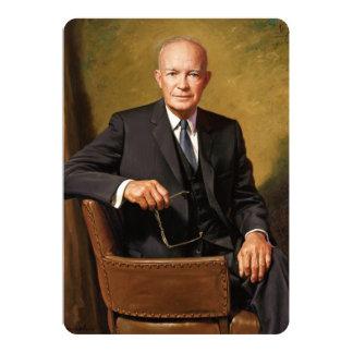 "Dwight D. Eisenhower Invitación 5"" X 7"""