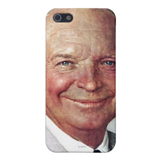 Dwight D. Eisenhower iPhone 5 Cover