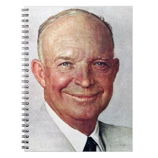 Dwight D. Eisenhower Note Book