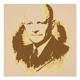 Dwight D Eisenhower Print