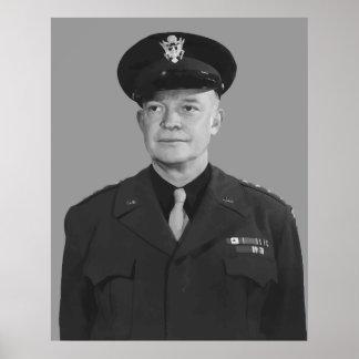 Dwight D. Eisenhower Print