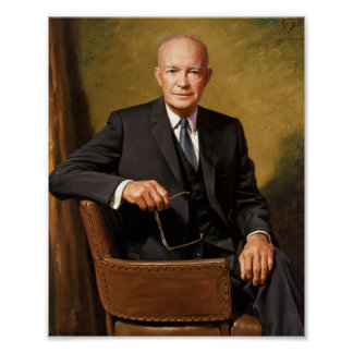 Dwight D. Eisenhower Póster