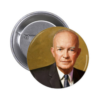 Dwight D. Eisenhower Products Pinback Button